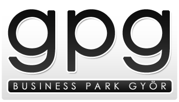 Logo of the businesspark gpg Hungary